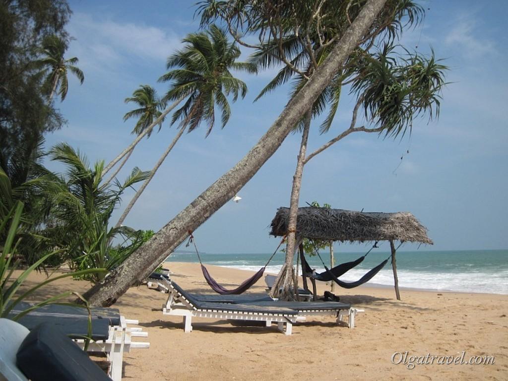 пляж Тангале, Шри-Ланка