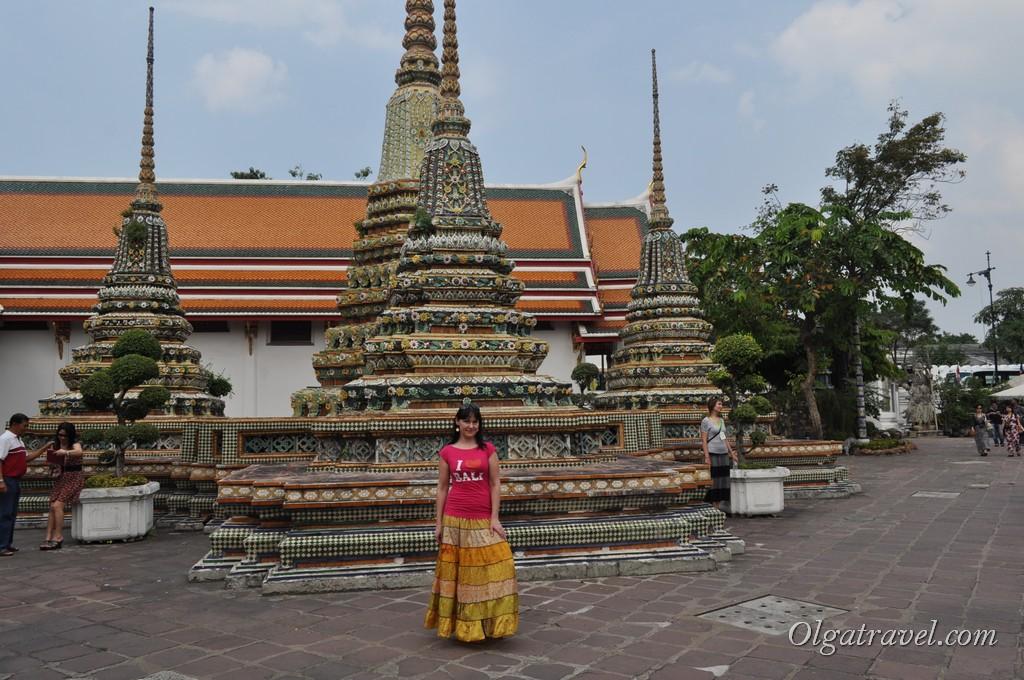 Храм Ват По, Бангкок