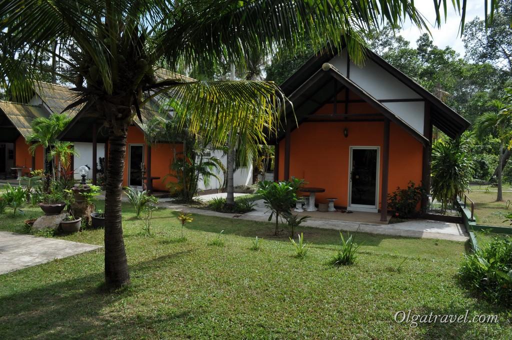 Coco House Самуи Маенам
