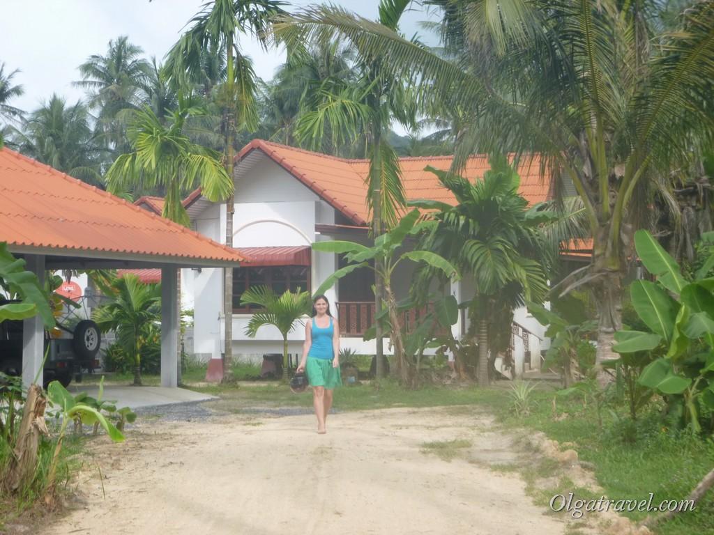 Дом на Маенаме за 9 тыс в пик сезона
