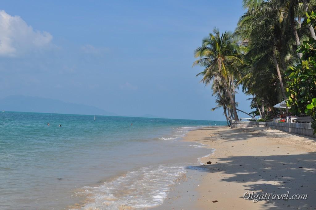 Мой любимый пляж Баан Тай