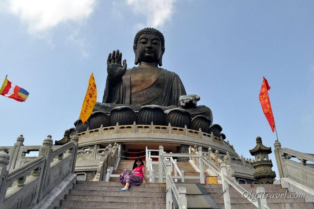 Биг Будда Гонкон