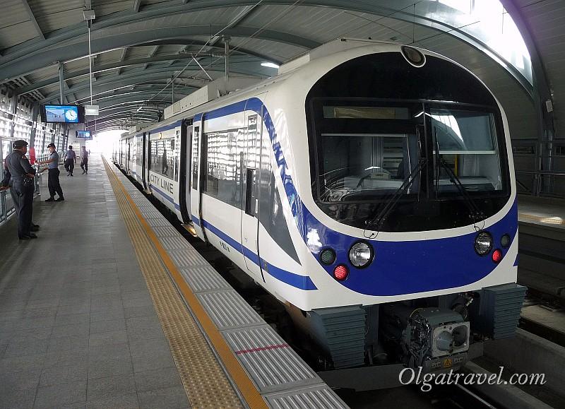 Поезда City Line