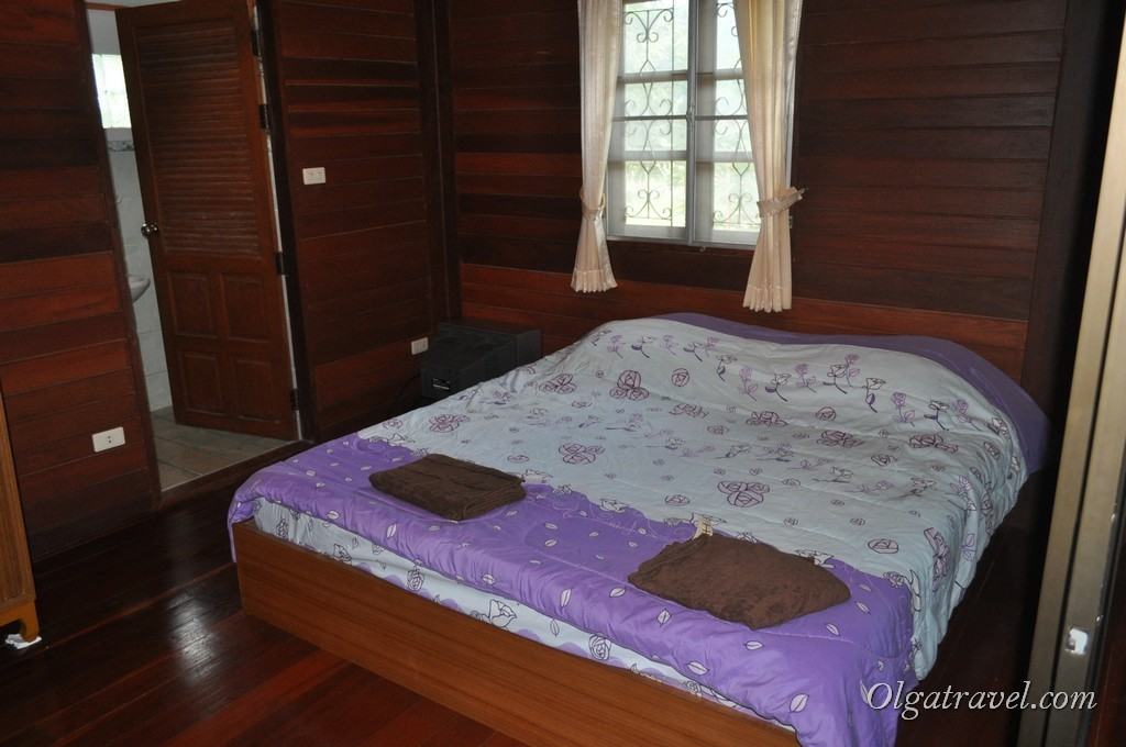 Maraden Resort, спальня