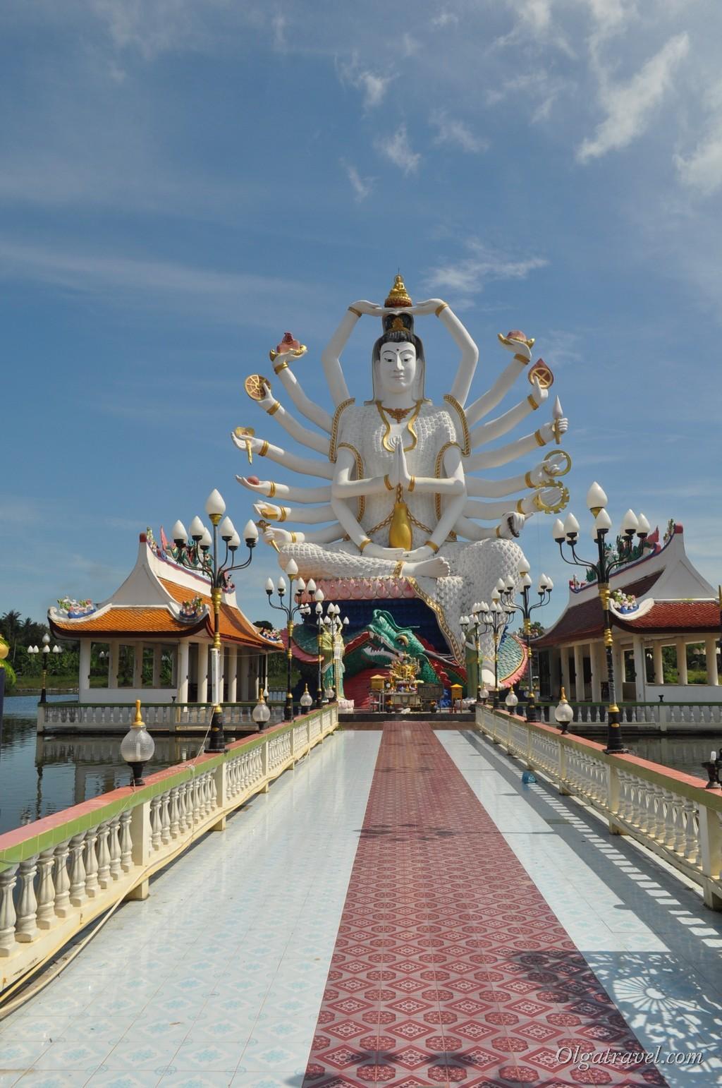 статуя Гуань Инь