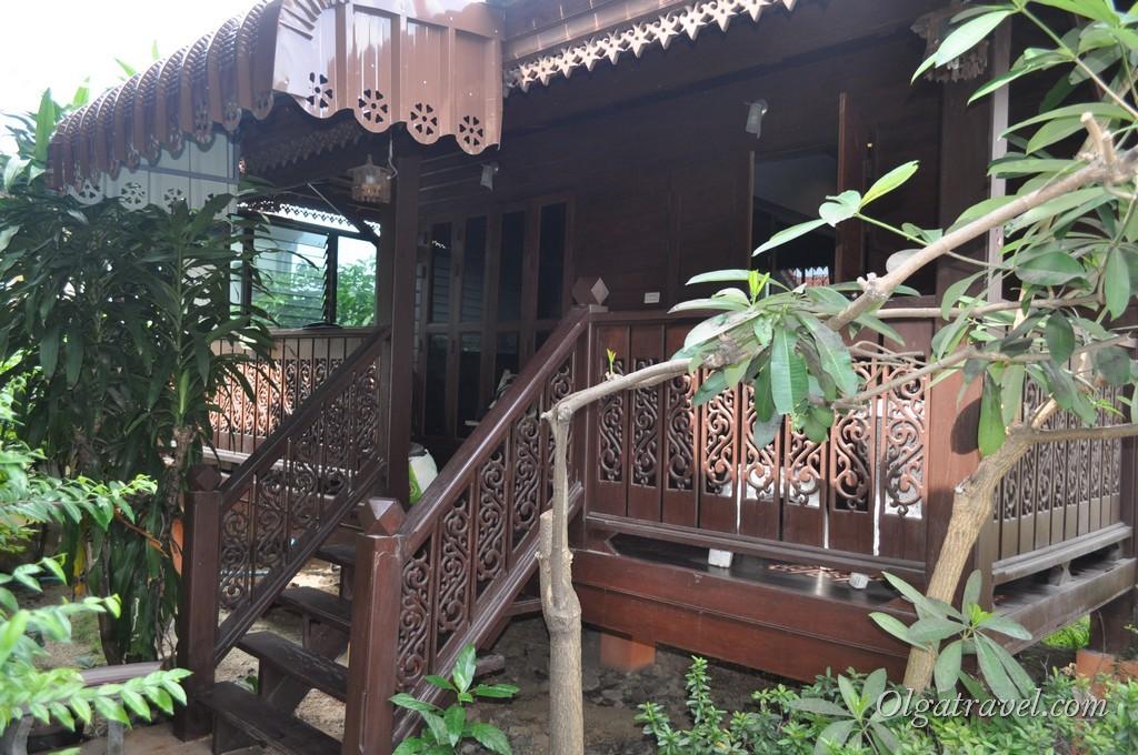 Наш домик в Maraden Resort