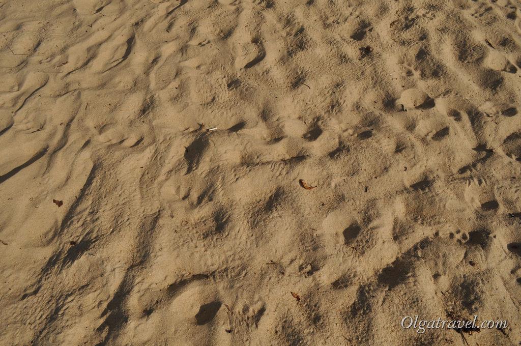 Самуи пляж песок