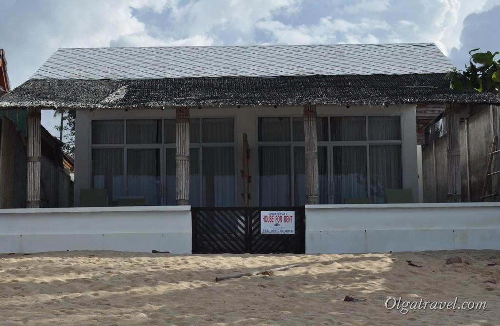 дом на Маенаме