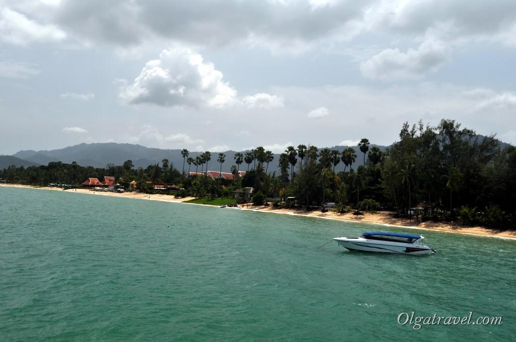 пляж Менам Сауми