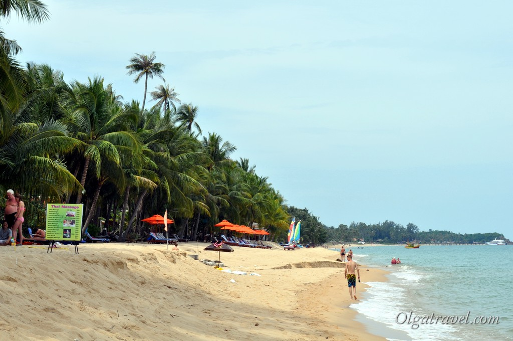 Santiburi Beach Resort