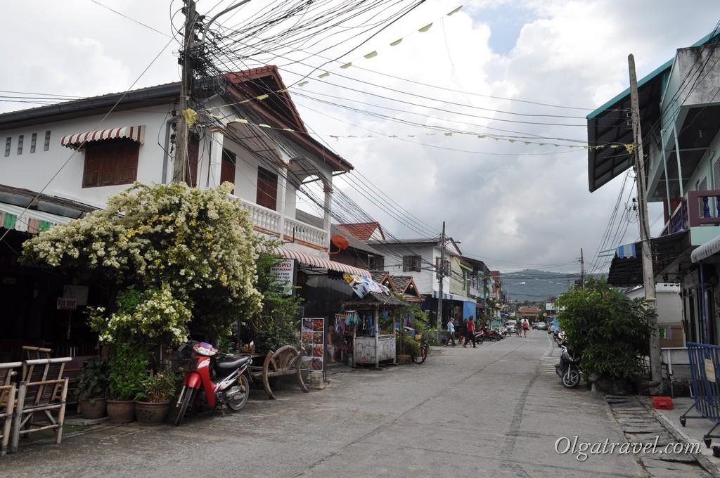 Маенам улица