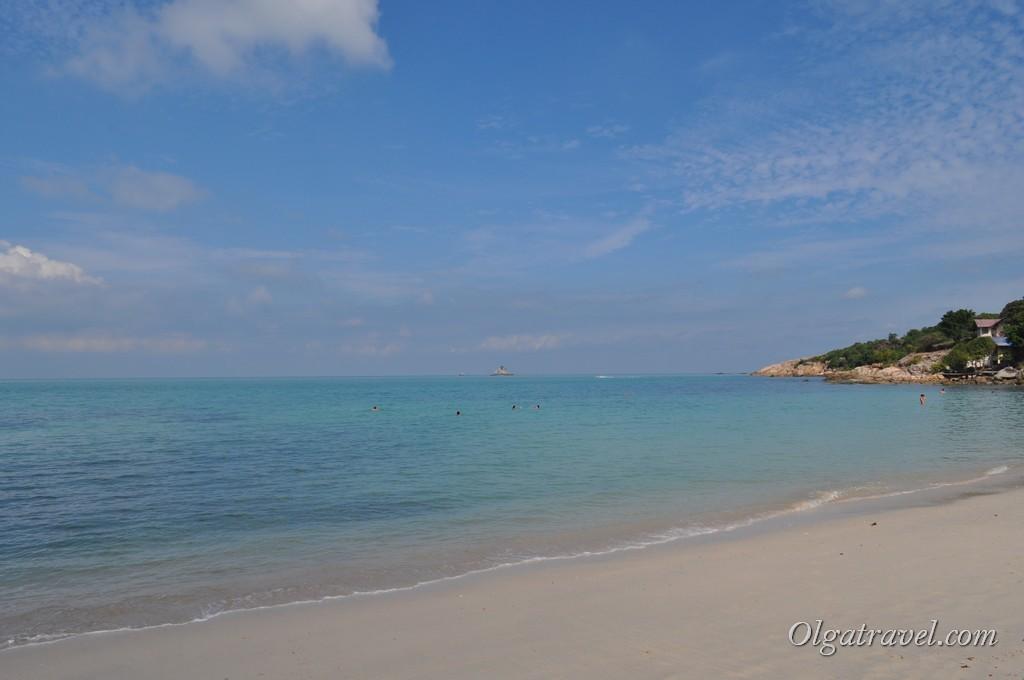 Прекрасный пляж ТонгСон Бэй