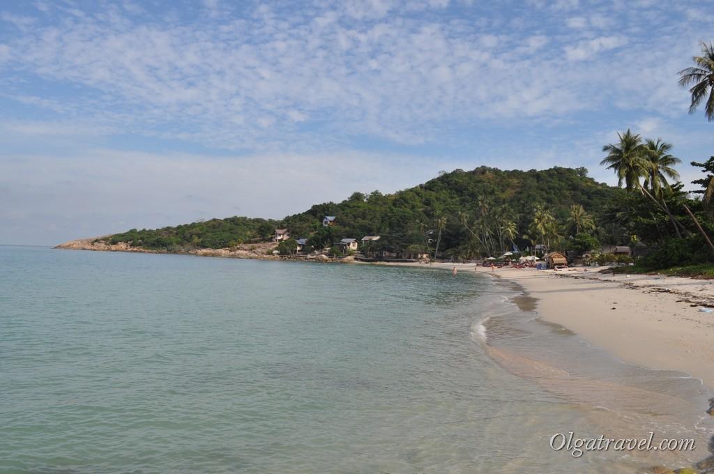Вид на пляж ТонгСон Бэй (Tongson Bay)