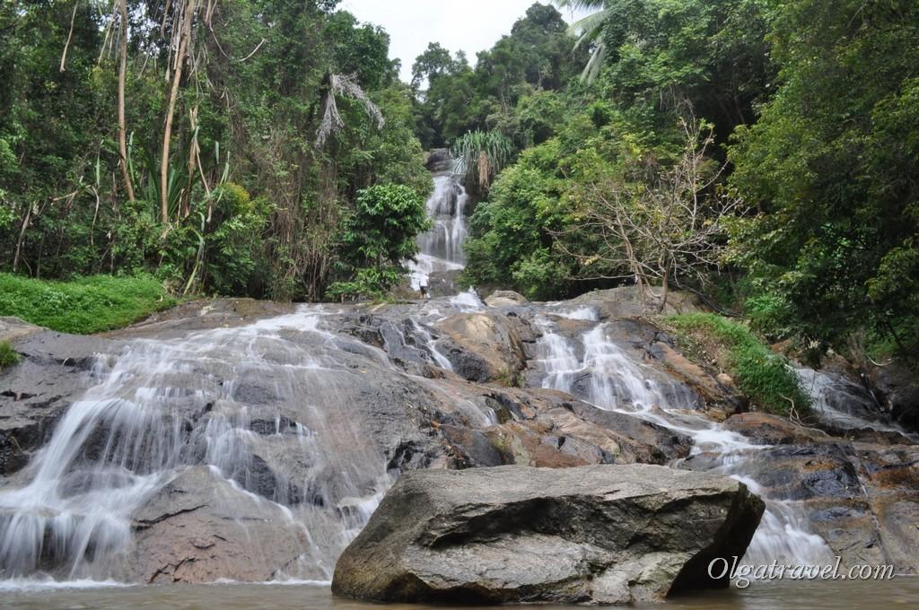 Водопад Намуанг 2 Самуи (Namuang 2)