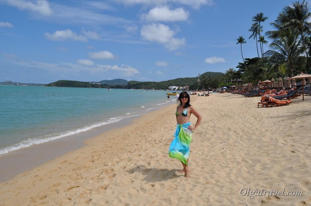 Пляж Бопут, север Ко Самуи