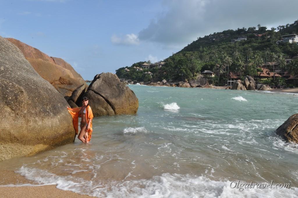 Пляж Корал Кове (Coral Cove Beach)