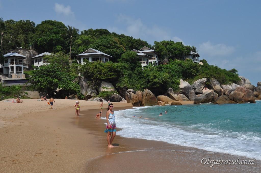 Пляж Coral Cove во всей красе