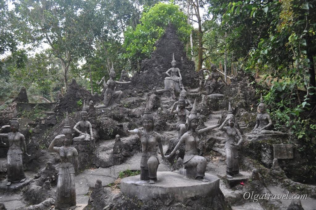 Magic Garden или Магический сад Будды