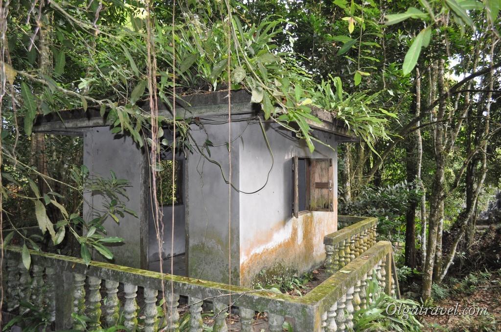 Эти домики в Magic Garden предназначались  для усталых путников