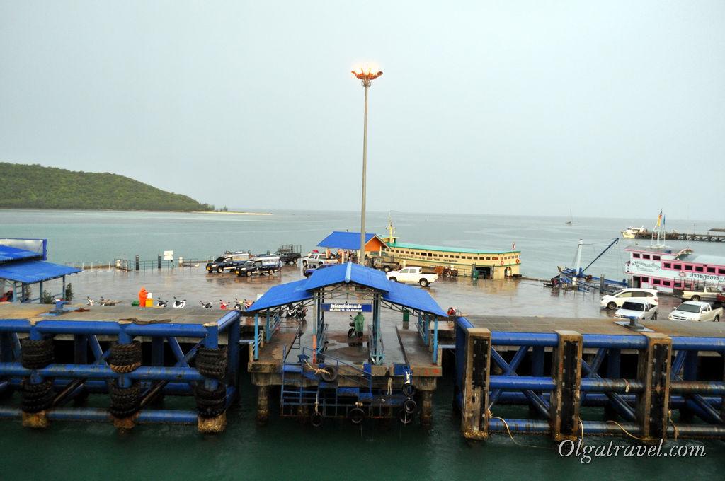 Панган Тонг Сала порт