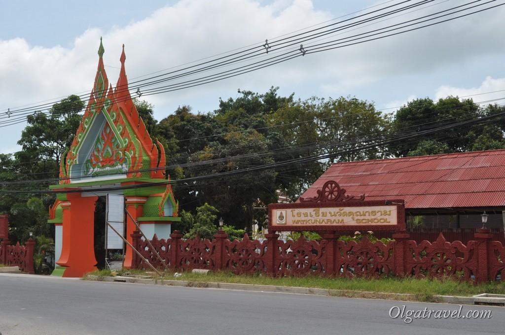 Храм с мумифицированным монахом