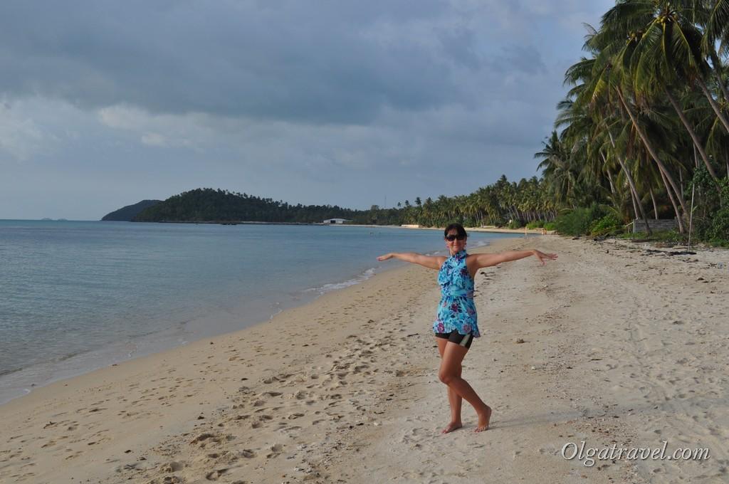 Пляж Талингам (Thali Ngam Beach)