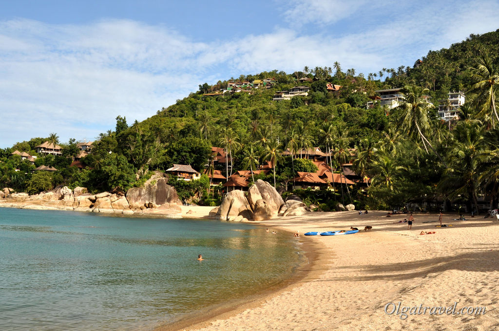 Coral Cove beach Samui