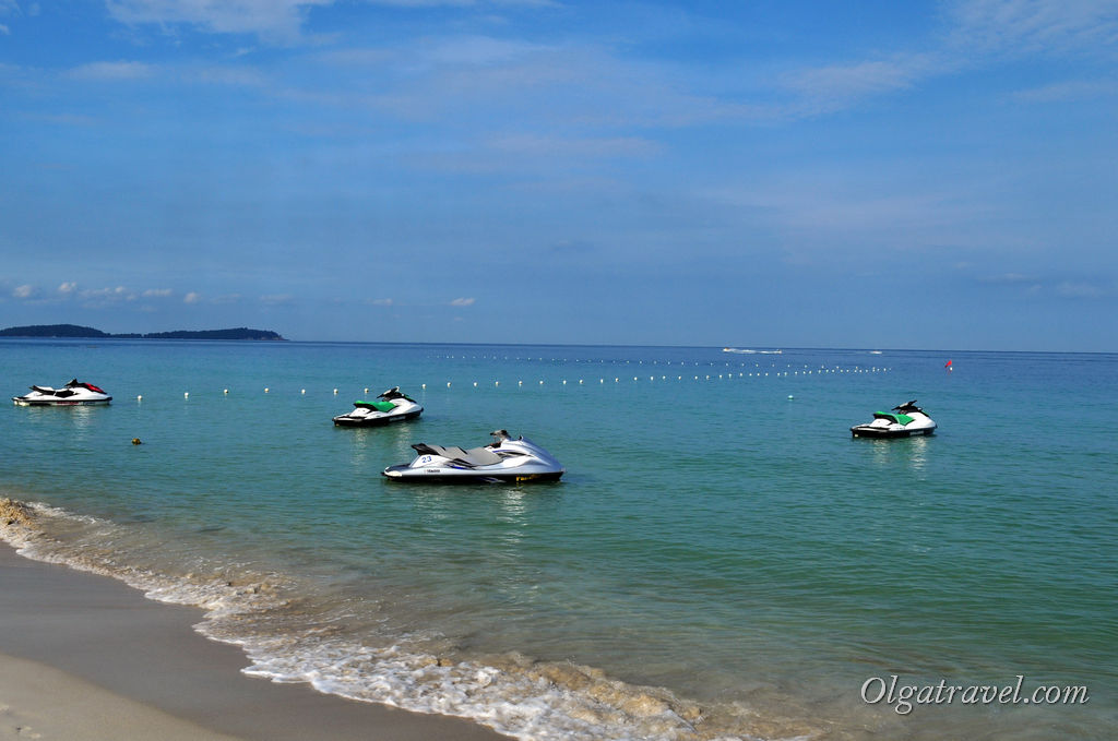 Чавенг Ной пляж