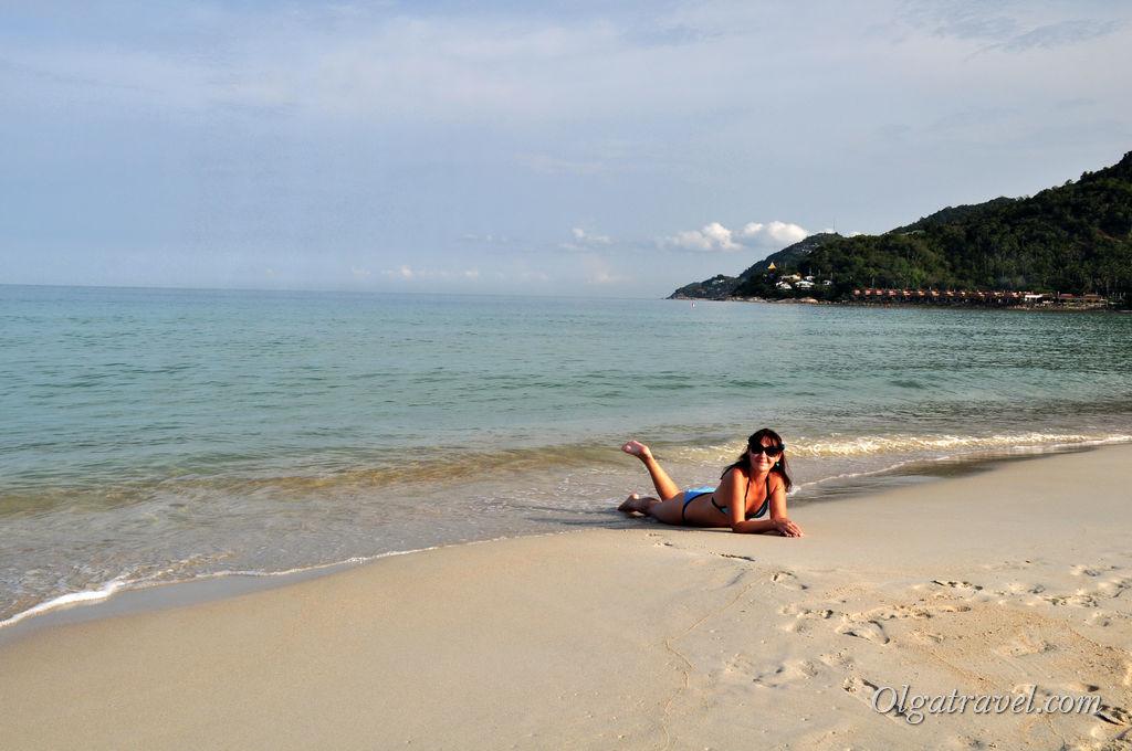 Чавенг Ной пляж Самуи