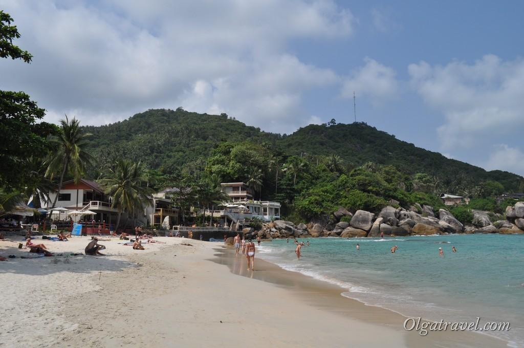 Пляж Кристал бей (Сильвер бич) Самуи