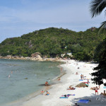 Пляж Кристал Бей или Тонгтакиан или Сильвер бич на Самуи