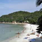 Пляж Кристал Бей (Crystal Bay) или Тонгтакиан (Thongtakian) или Сильвер бич (Silver Beach) на Самуи