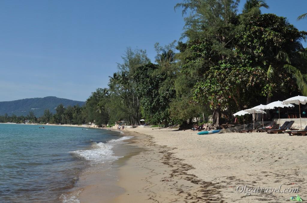 Липа Ной Самуи пляж