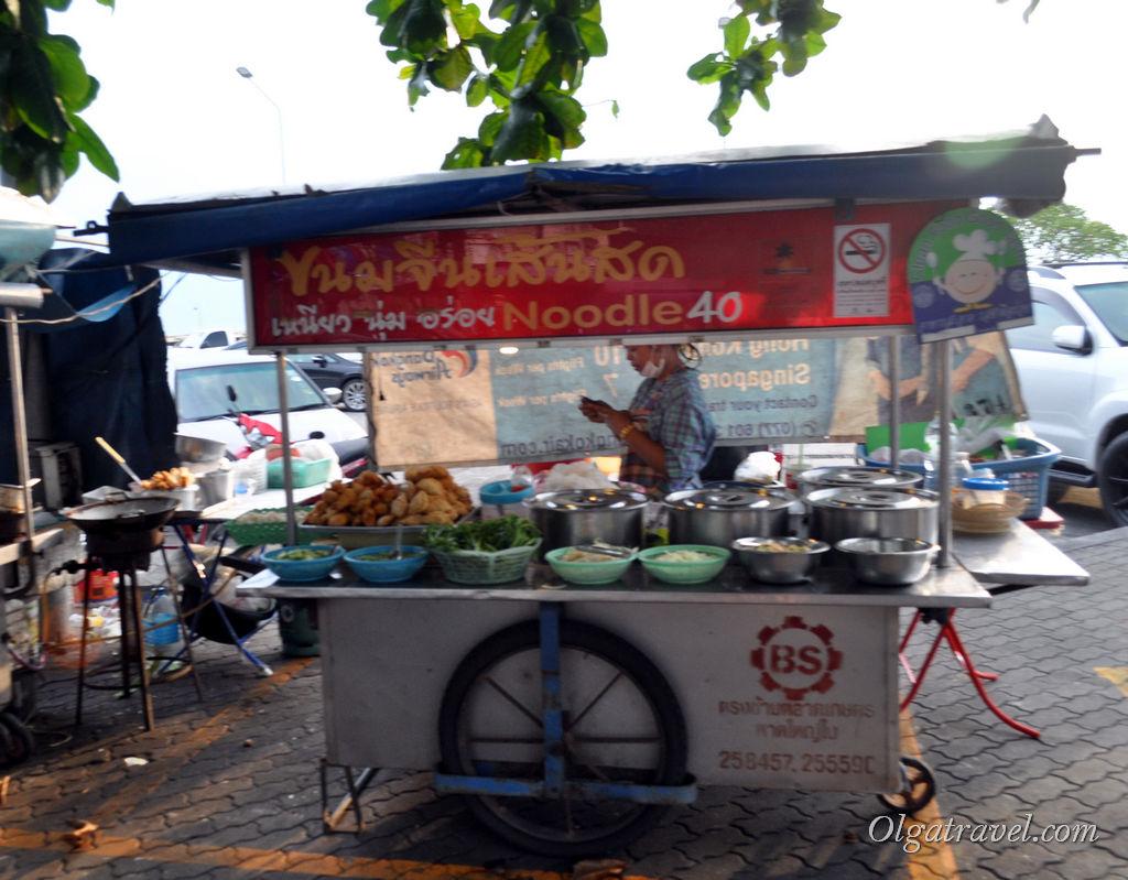 цены на еду Самуи