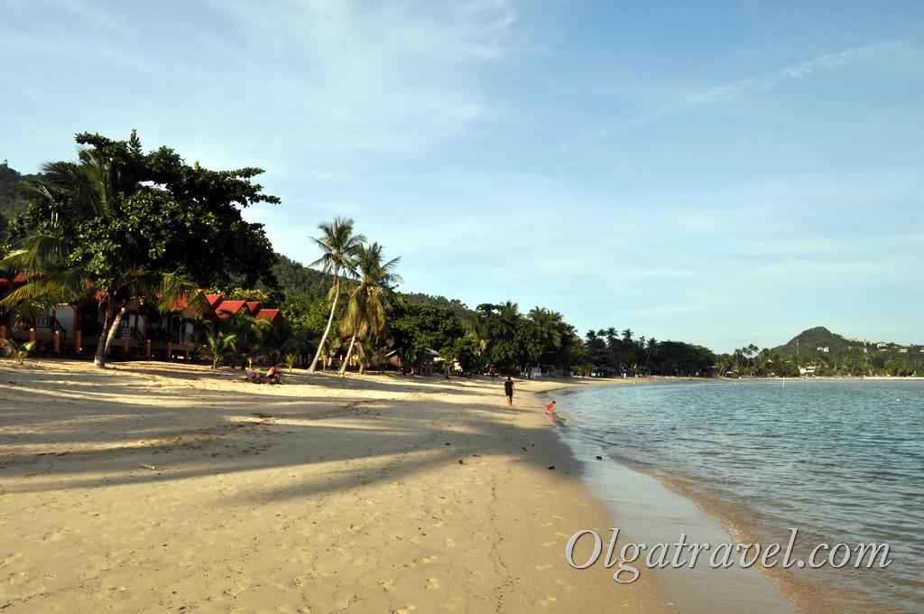 пляж Ламай Самуи