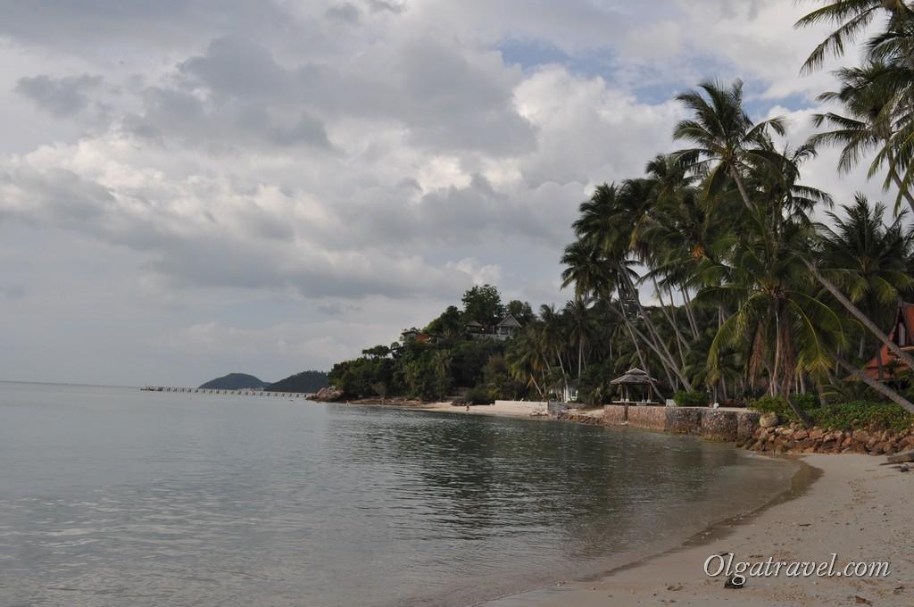 пляж Талинг Нгам, запад острова Самуи