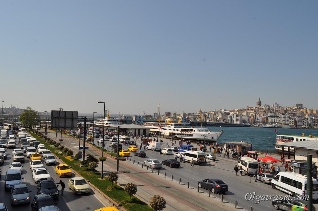 Эминёню Стамбул