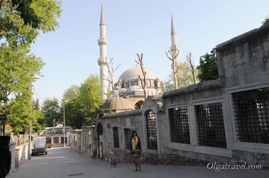 Eyup Camii 3