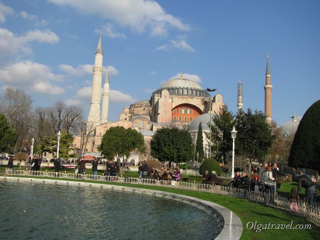 Стамбул Ай София
