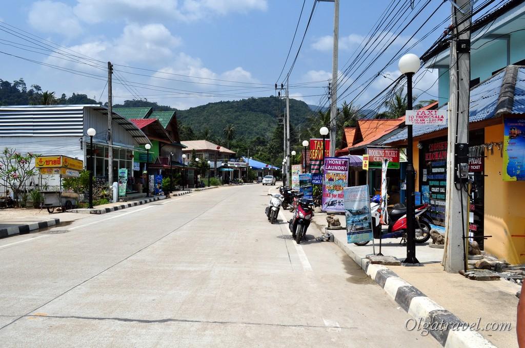 Thong Nai Pan road 5
