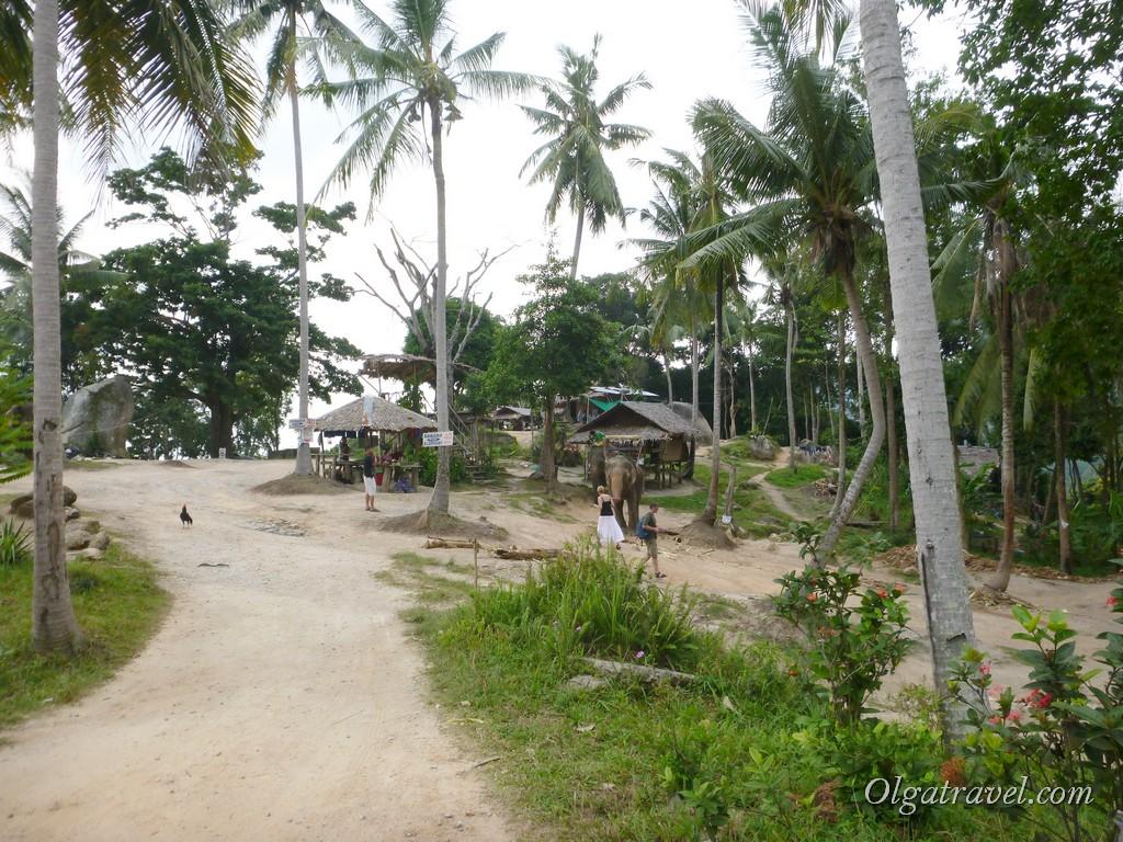 дорога на Тонг Най Пан