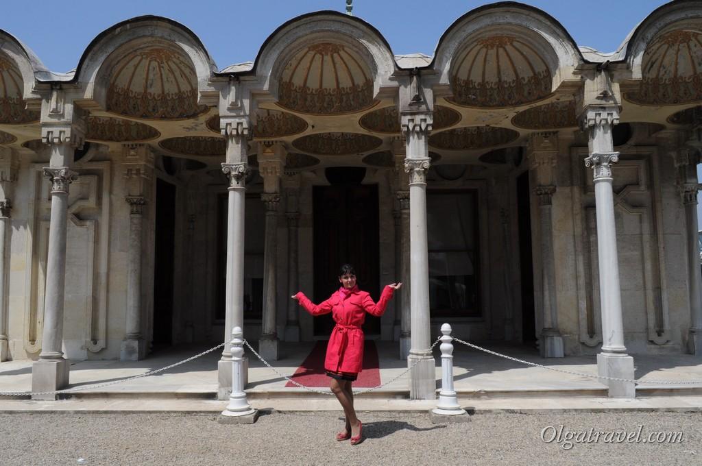 Beylerbeyi Palace 16
