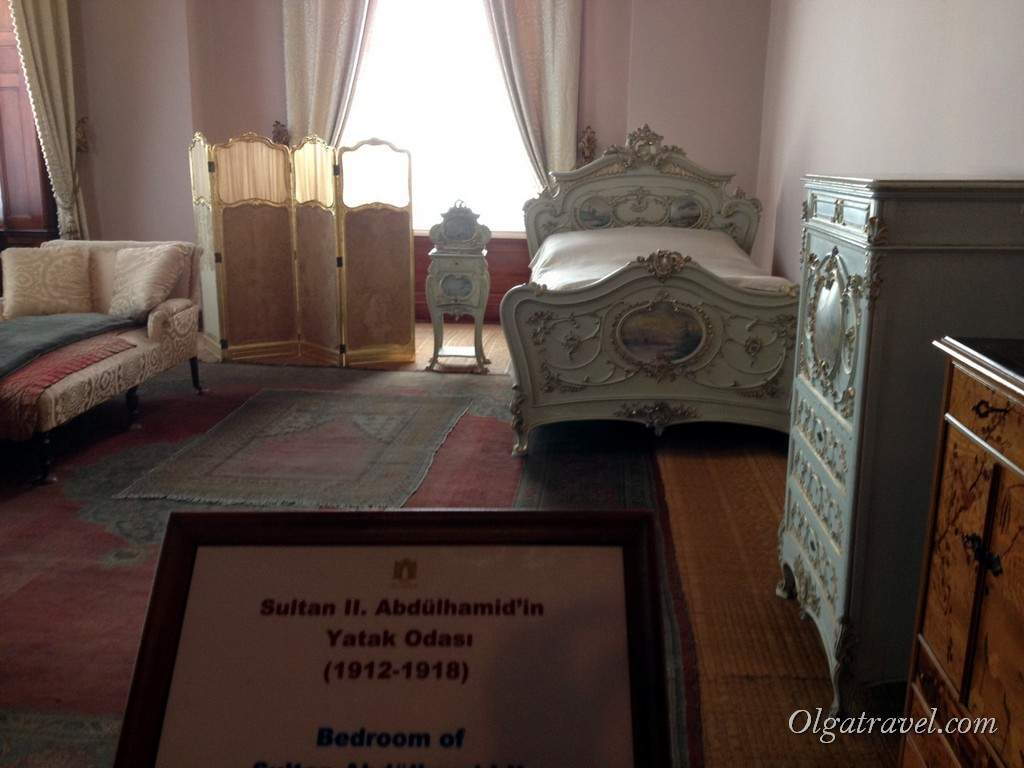 Спальня Султана