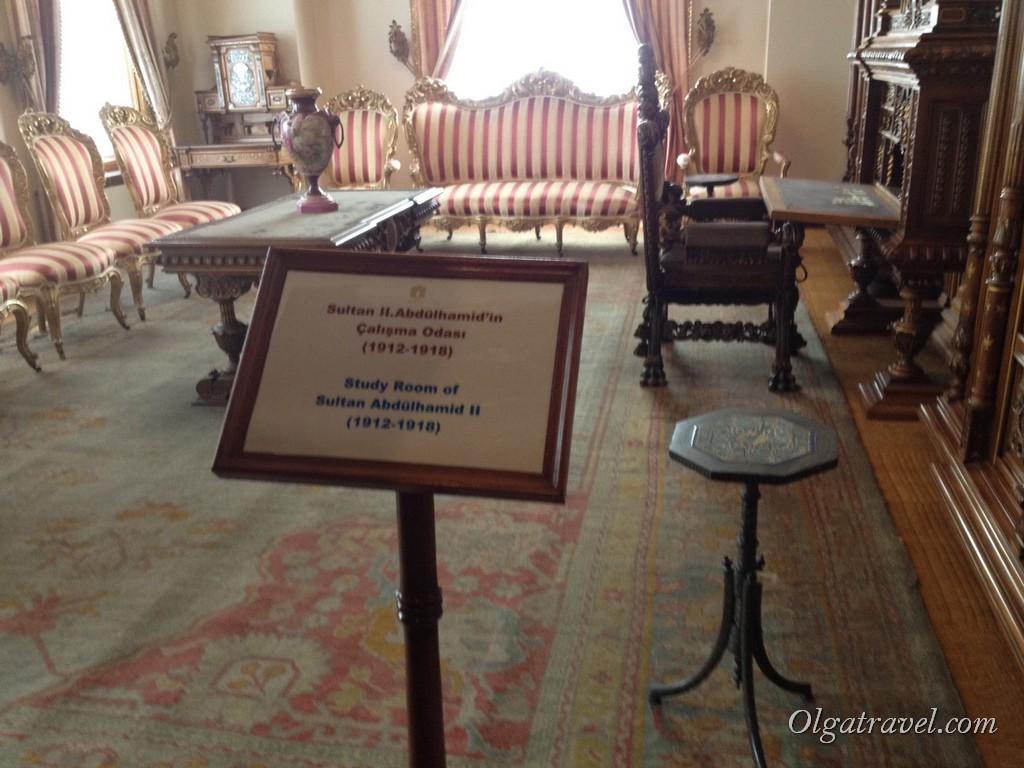 Beylerbeyi Palace 19