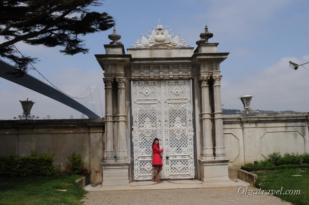 Ворота с выходом к Босфору