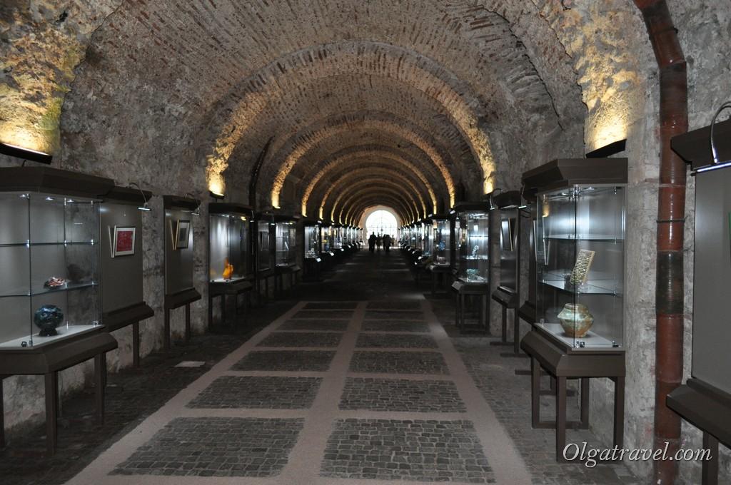 Beylerbeyi Palace tunel 2