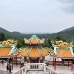 Китайский храм (Chinese Temple) на Пангане