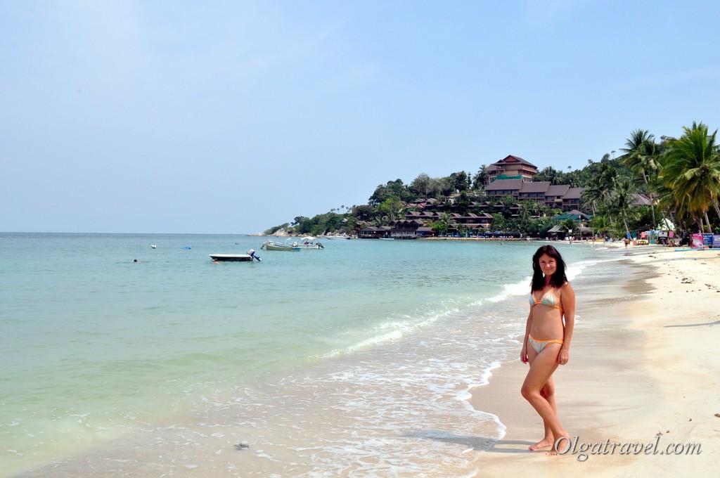 Haad Yao beach 3