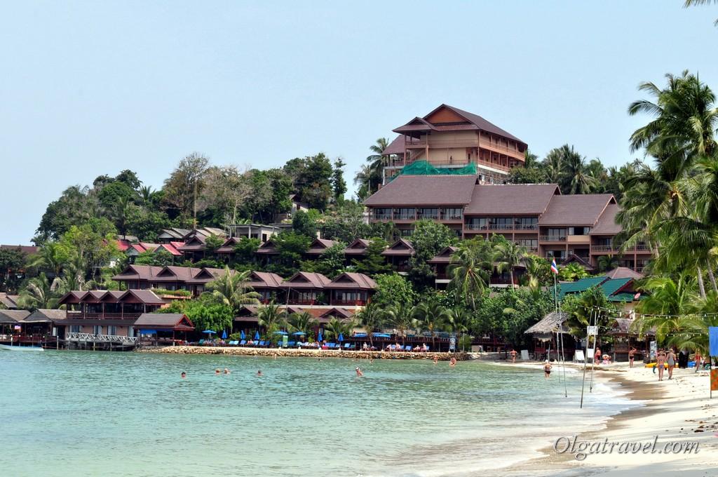 Haad Yao beach 4