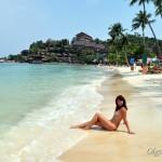 Пляж Хаад Яо (Haad Yao Beach), Панган